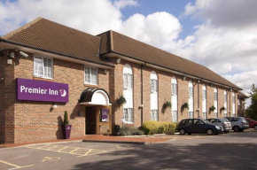 Premier Inn London Greenford, Southall