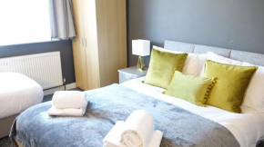 London Heathrow Airport Rooms T.G by C&P, Feltham